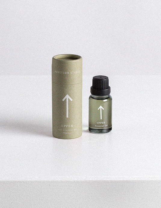 addition studio upper essential oil