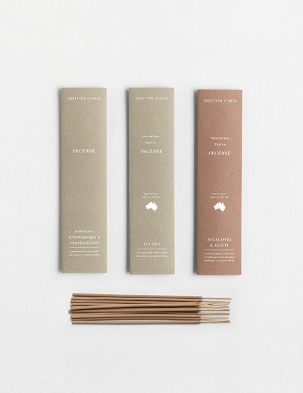 incense addition studio - various incense varieties available from our online store