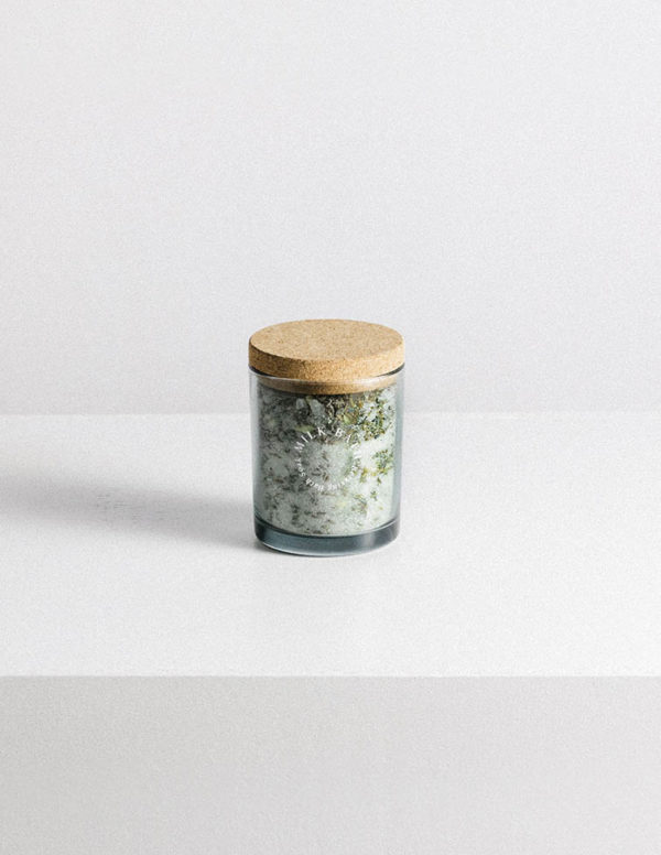 epsom salt bath soak - goats milk bath soak - addition studio - essential oils bath