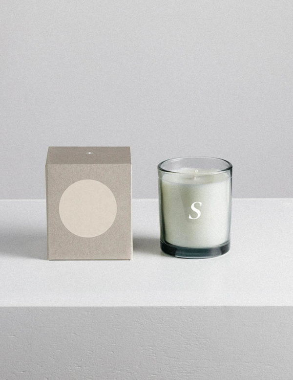 sunflower galaxy scented candle