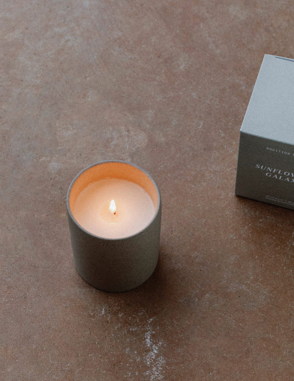 scented candles australia - australian made naturally scented candles that last - addition studio galaxy candle